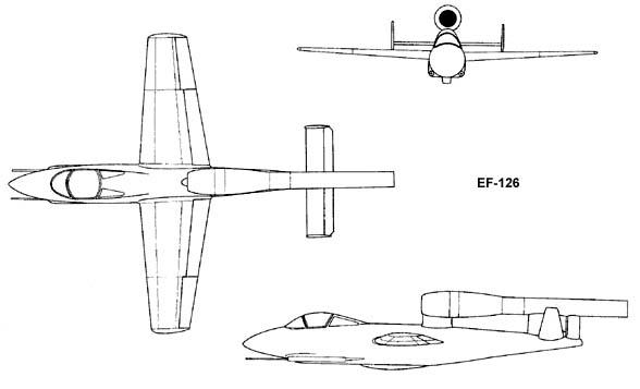 аэродинамической схемы с